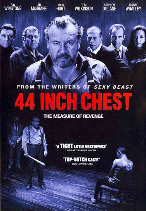 44 INCH CHEST BY WINSTONE,RAY (DVD)