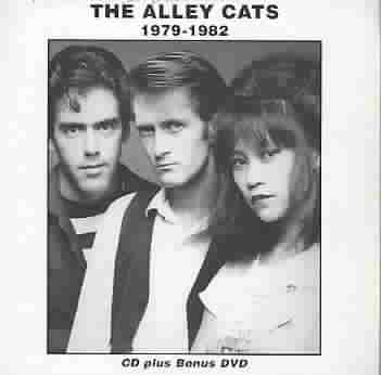1979-1982 BY ALLEY CATS (CD)